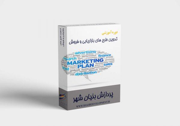 تدوین طرحهای بازاریابی و فروش